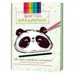 365 Скетч-ежедневник Панда 896-9 копия