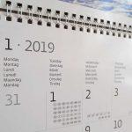 """Настенный календарь """"Лошади"""" разворот крупно"""