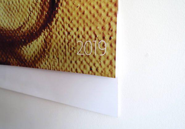 "Календарь ""Сальвадор Дали"". Деталь"