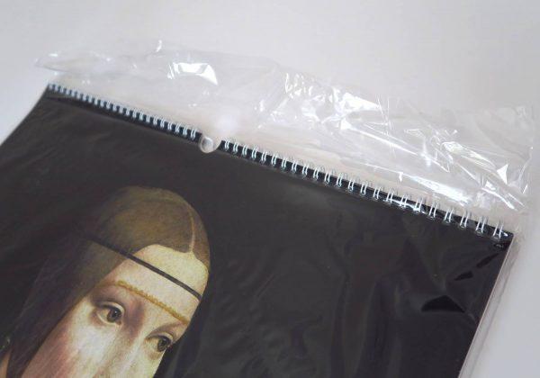 """Календарь """"Старые мастера"""" в защитной упаковке"""