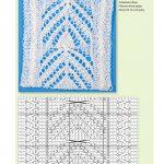 Библия японских узоров. 120 мотивов для вязания спицами_Страница_060