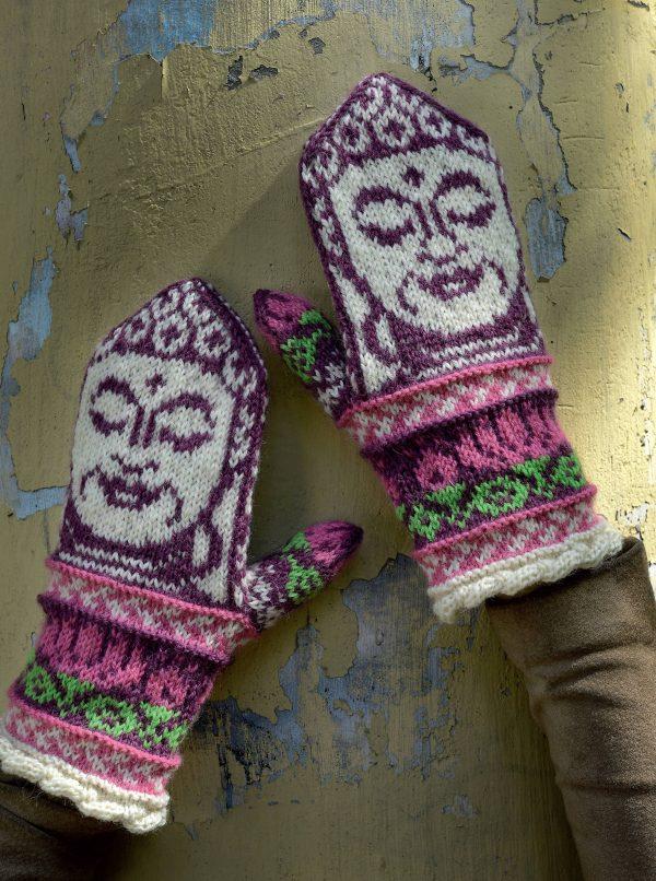 Необычные варежки и носочки в технике жаккард. Классные узоры_Страница_014