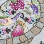 Волшебные животные в технике якобинской вышивки. Авторские эскизы, пошаговые описания_Страница_074