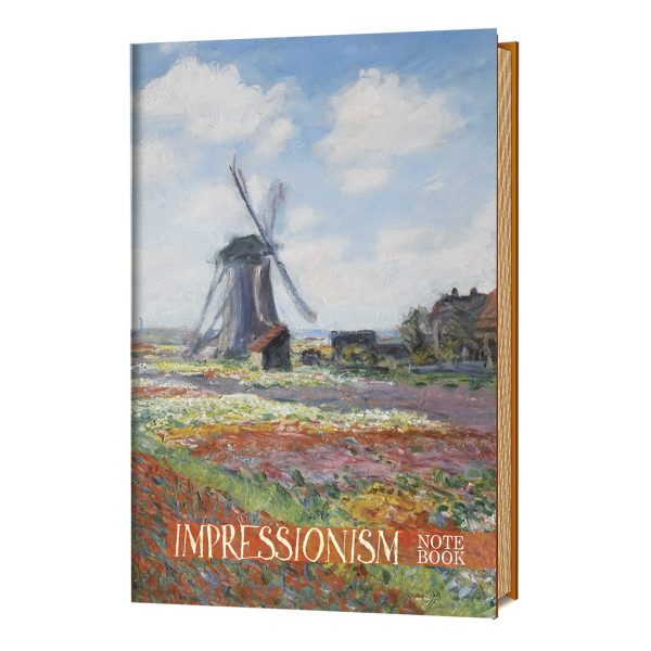Записная книжка Импрессионизм_Поля тюльпанов_077-5